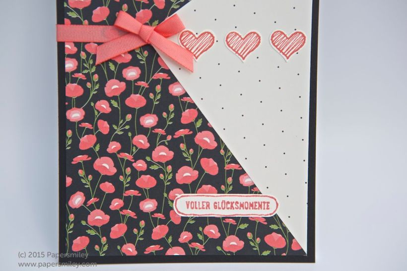 Block-Cover mit Produkten von Stampin Up!