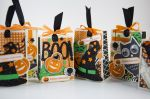 Halloween-Tüten mit dem Set Howl-o-ween Treat von Stampin Up!