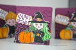 Halloween-Treatbox mit dem Set Haunt Ya Later von Stampin' Up!
