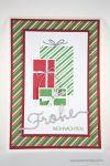 Weihnachts-Geschenke-Karten mit Stampin Up!