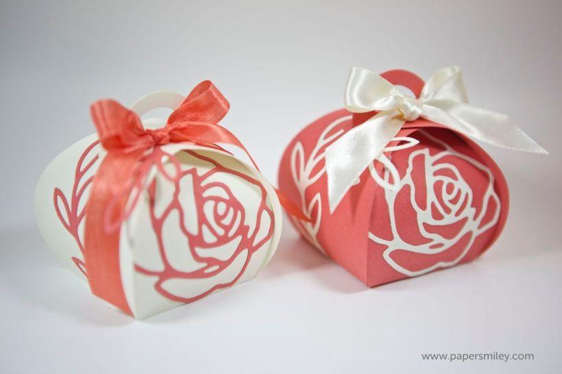 Zierschachtel mit Rosen mit Stampin' Up!