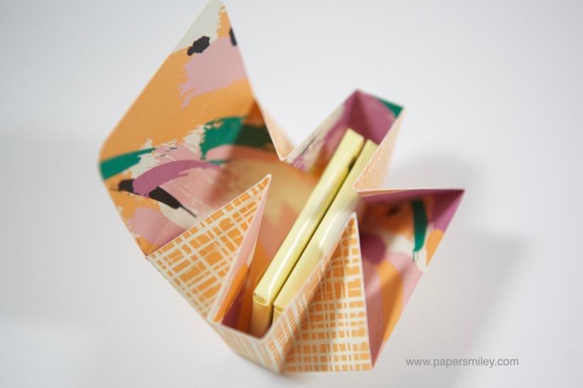 Anleitung für Schoki-Verpackung mit Stampin' Up!