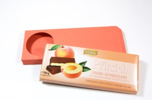 Schoki-Verpackung mit Stampin' Up!