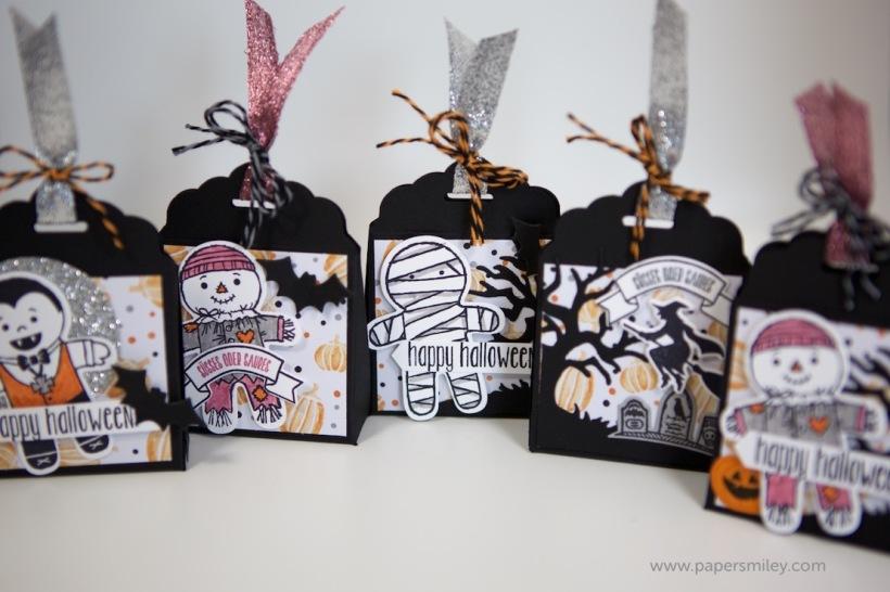 Halloween Goodies mit Stampin' Up!