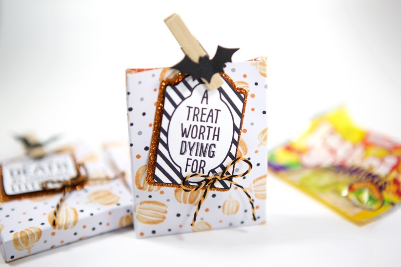 Halloween Treats mit Stampin Up