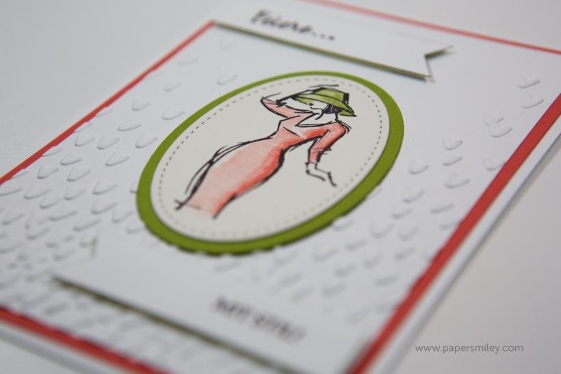 Feiere mit Stil Karte mit Stampin' Up!
