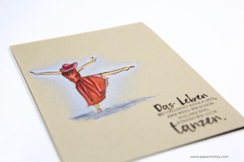 Simple Grußkarten mit Stil mit Stampin Up