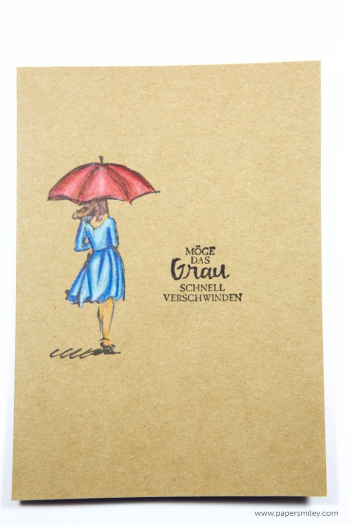 Simple Grußkarten mit Stil mit Stampin Up