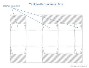 Anleitung für Yankee-Votiv-Kerzenverpackung mit Stampin Up