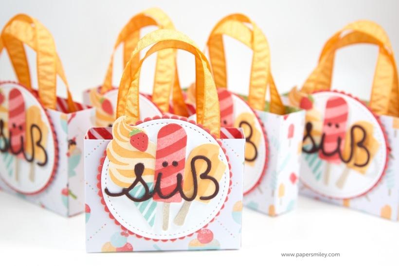 Süsse Goodie-Bags für den Frühstückstisch