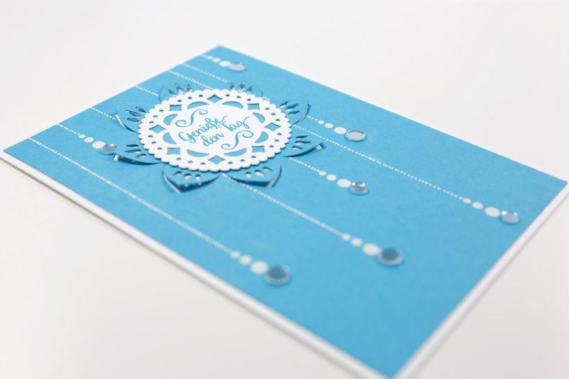 Orientalische Karte mit Stampin' Up!