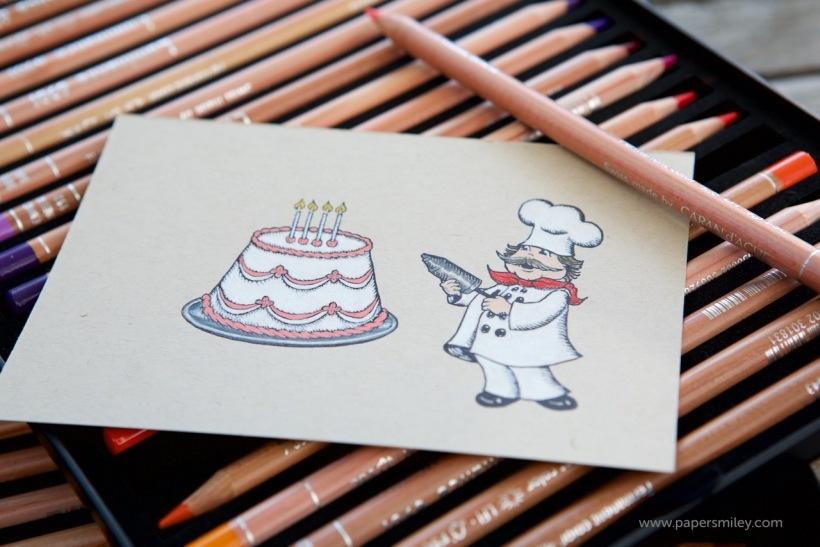 Geburtstagskreationen mit Stampin' Up!