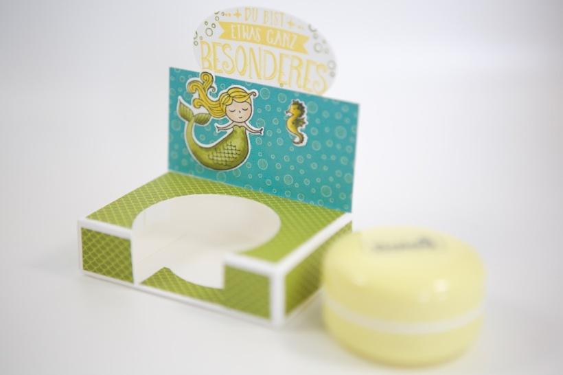 Lippenpflege-Gastgeschenke mit Stampin' Up!