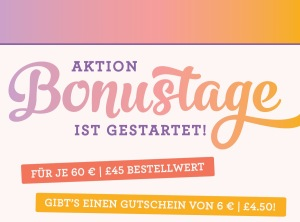 Bonustage_Aktion