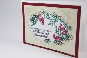 Besinnlicher Advent von Stampin' Up!