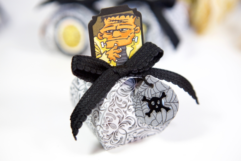 Halloween-Goodies mit Stampin' Up!