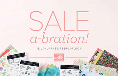 Sale-a-Bration Katalog 2021